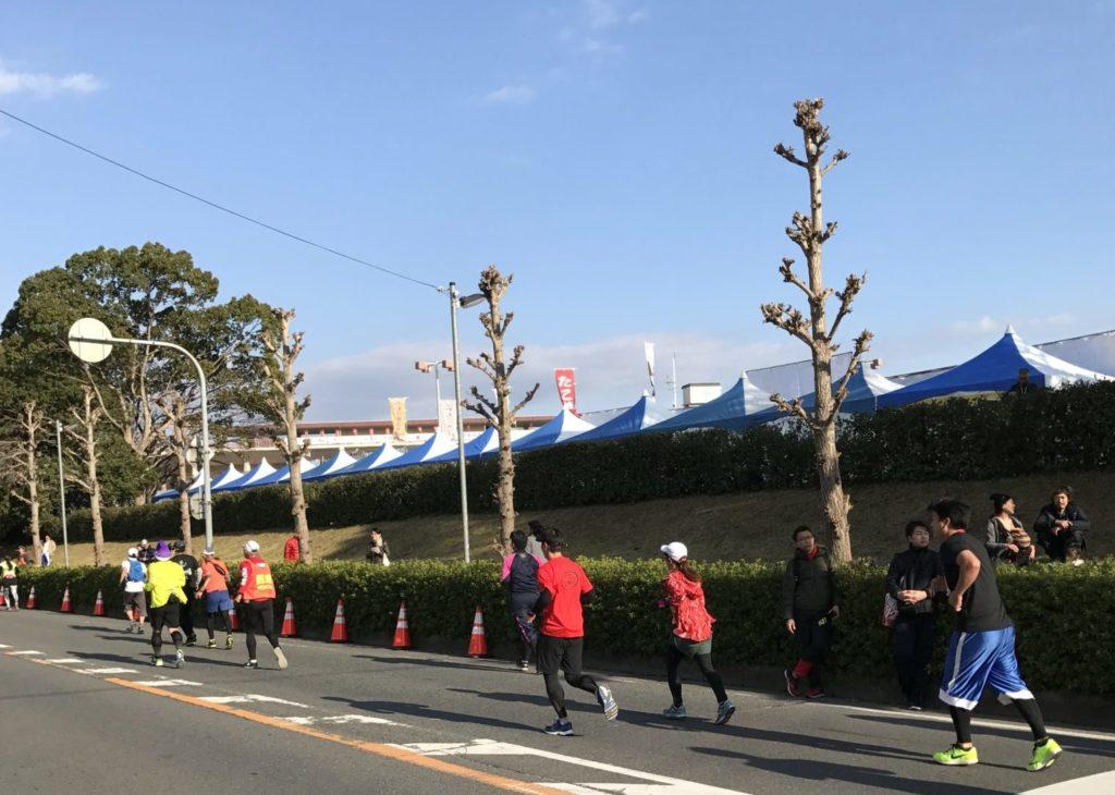 マイベストが出た奈良マラソン