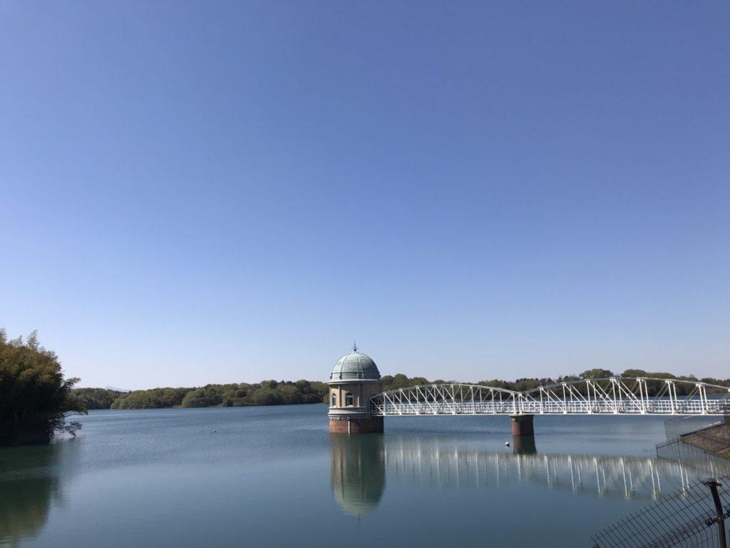 日本で一番美しい取水塔