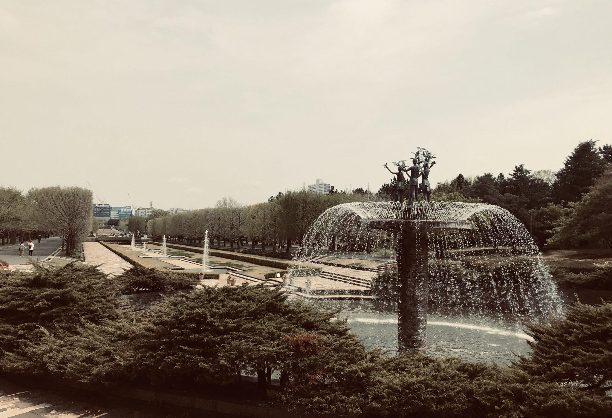 昭和記念公園ランニングコース