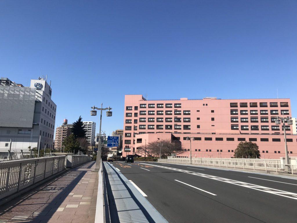 蔵前橋を下って再び日本橋絵へ