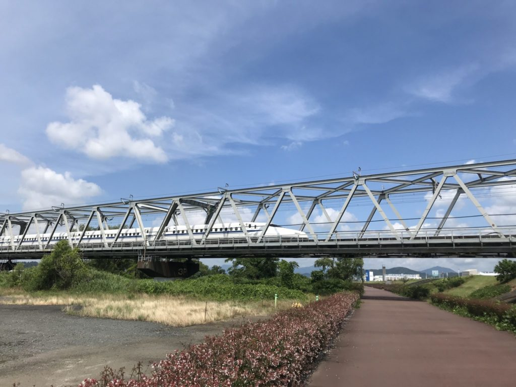 リバティと東海道新幹線