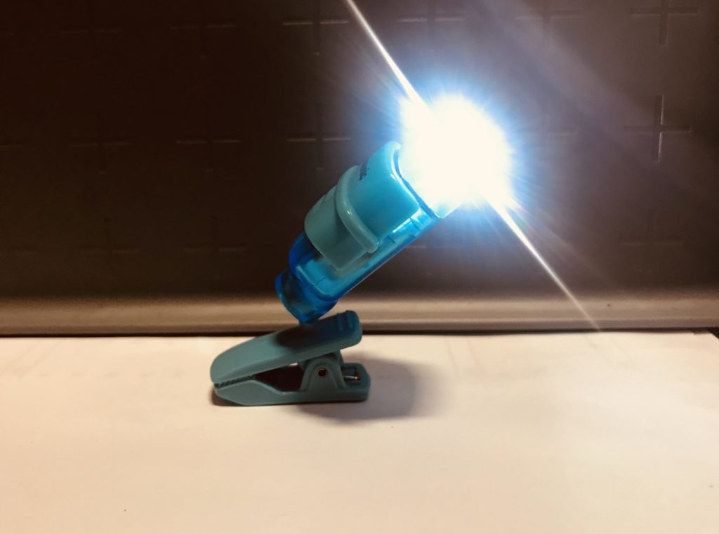 ランニング用防水LEDライト