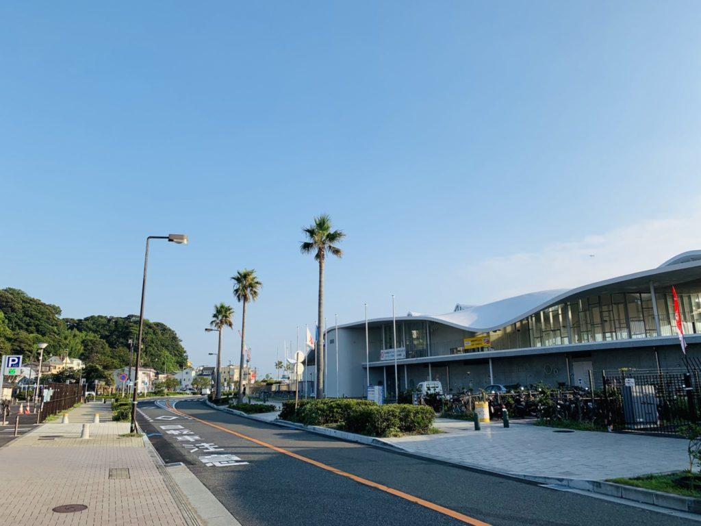 江ノ島最先端