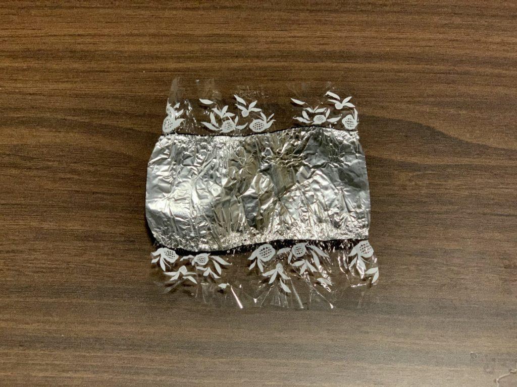 塩熱サプリをこれで包んで携帯