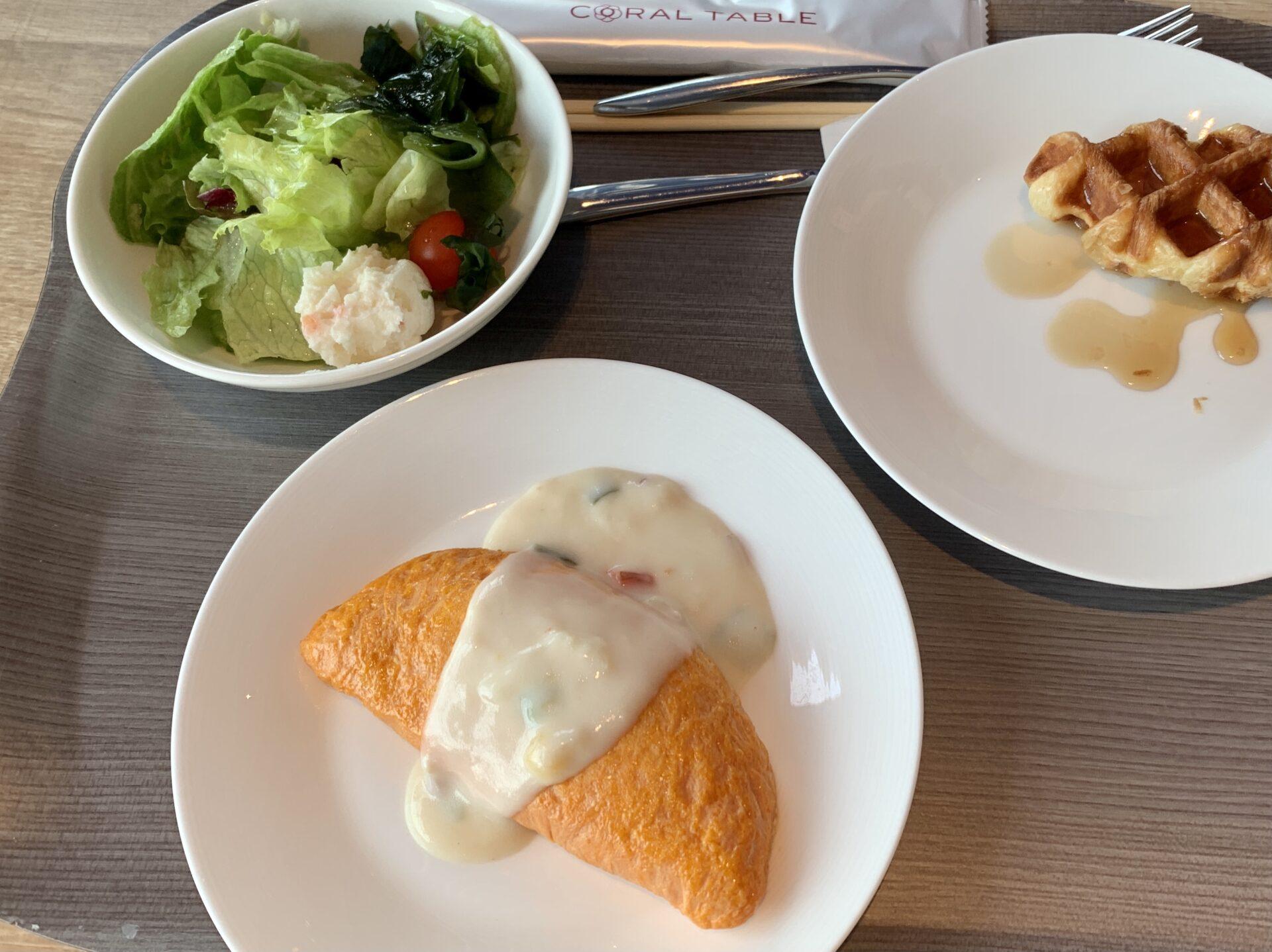 東京ベイ東急の朝食はランニング後が美味い