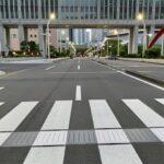 東京マラソンのスタートライン